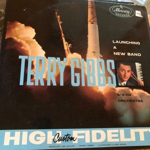 Terry Gibbs Launching a New Band LP